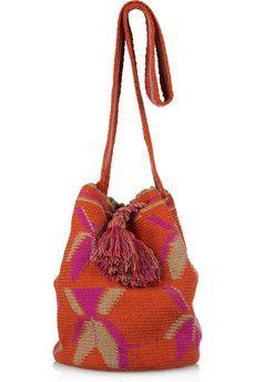 Wayuu Taya Mochilla Bag