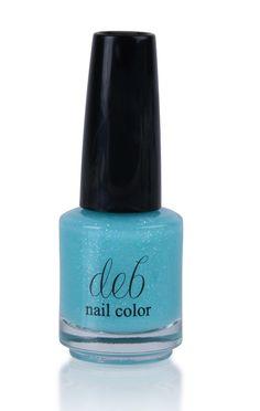 #blue light up #nail #polish with #glitter  $4.87
