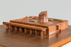Maquette Chandigarh, Palais de l'Assemblée