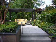 David Pfeiffer garden