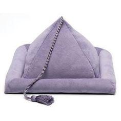 Peeramid Pyramid BOOKREST Lavendar purple Book rest holder... | Shop entertainment| Kaboodle