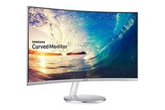 Buy a used Samsung Full HD 27 Inch Curved LED Monitor. ✅Compare prices by UK Leading retailers that sells ⭐Used Samsung Full HD 27 Inch Curved LED Monitor for cheap prices. Built In Speakers, Stereo Speakers, Graphic Design Tools, Tool Design, Samsung, Monitor Stand, Panel Led, Computers, Speakers
