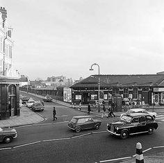 Kentish Town Railway Station, Kentish Town Road, Kentish Town,