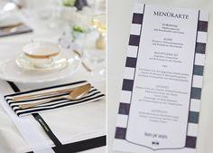 Ein atemberaubendes Style Shooting für eine Hochzeit in Schwarz, Weiß und Gold | Friedatheres | Foto: Fotodesign Hester