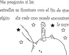 Me pregunto si las estrellas se iluminan con el fin de que algún día, cada uno pueda encontrar la suya