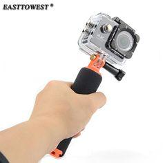Floating Handheld Selfie Monopod For Gopro Hero 4 3 Xiaomi Yi //Price: $20.62 & FREE Shipping //     #Toys