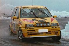 Cinq Trofeo Rally 97 Monte - Image courtesy of Fiat Publicity Fiat Cinquecento, Fiat Abarth, Small Cars, Rally Car, Fiat 500, Cars And Motorcycles, Automobile, Italy, Vehicles