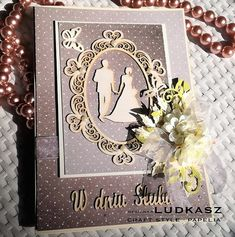PAPELIA - Blog: Ślubnie w kryształach amarantu...