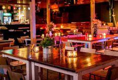 Best Rooftop Bars in Berlin - Thrillist Berlin Travel, Best Rooftop Bars, Fun Drinks, Alcoholic Drinks, Lunch, Good Things, Rooftops, Terraces, Resorts