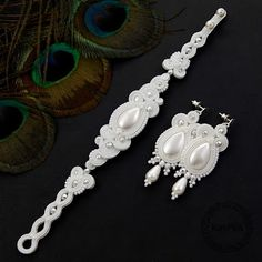 Kavrila - biżuteria autorska . sutasz . soutache: komplety