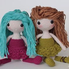 Forest Fairy meets Miku 💫 I love making new dolls, especially trying new hair and dress color combos. Can't pick a favorite, love them a all!  .  .  .  #amigurumi #amigurumis #amigurumidoll #doll #babystuff #etsy #etsyshop #etsystore #dolls #hatsunemiku #crochet #crafting #handicraft #handmadewithlove #häkeln #knit #knitting #knitstagram #fairy #babygift #babystuff #babyshower #fattoamano #manualidades #örgü #toy #toys #gift #giftideas
