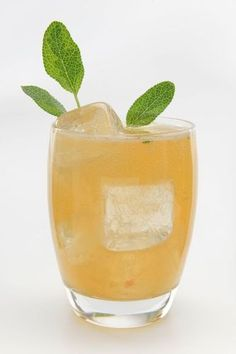 This Clear Skies cocktail recipe is a lemon and ginger masterpiece. Such a refreshing alternative for game day.
