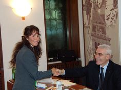 Una concorrente durante la prova orale - VI° GPAV @ Hotel Papadopoli / Venezia