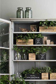 Petite boîte en bois | H&M