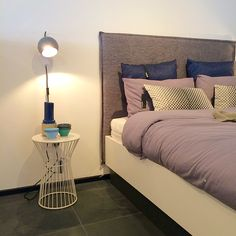 Let's make the bedroom of your dream - Lugano Bed in store at BoConcept Manchecster.