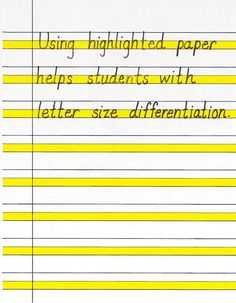 improving handwriting-Handwriting Worksheets 4 Teachers at http://www.downhillpublishing.com/