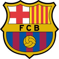 The Barcelona FC team colors are maroon, blue, gold, red and yellow. These Barcelona FC color codes can be used for projects to match the colors of Barça. Barcelona Team, Barcelona Futbol Club, Barcelona Cake, Barcelona Spain, Barcelona Tattoo, Soccer Kits, Football Kits, Football Soccer, Camp Nou