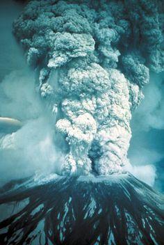 Alaska Volcano Ash From Augustine Volcano Eruption March 1986 Be Novel In Design bottle