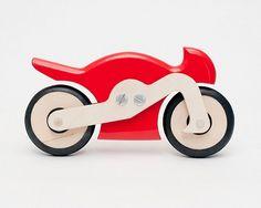 Superbikes Wooden Toys