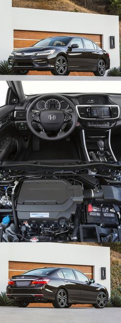 Honda Honda Accord 2016 an Overview and Engine Performance Cars Honda Crv, Honda Accord 2016, Hot Wheels, New Model Car, Baby Car Mirror, Honda Models, Chevrolet Chevelle, Performance Cars, Autos