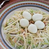 Салат гнездо глухаря с капустой Cabbage, Spaghetti, Food And Drink, Vegetables, Cooking, Healthy, Ethnic Recipes, Cuisine, Kitchen