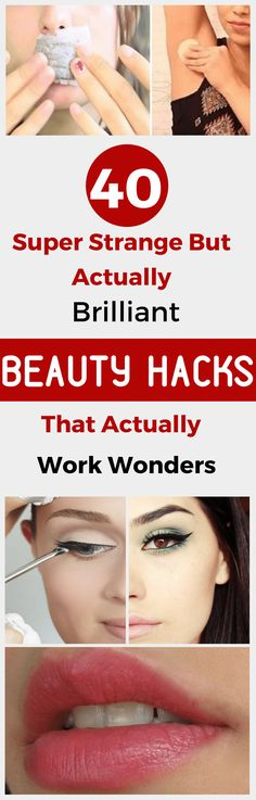 40 Super Weird But Actually Clever Beauty Hacks That Actually Work Like A Charm Outdoor Cabana