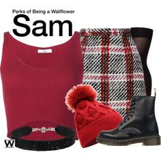 Inspired by Emma Watson as Sam in 2012's Perks of Being a Wallflower