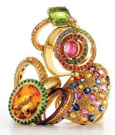 Pomellato Rings!! Yes!!!