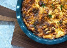 Flødekartofler tilberedt så de er perfekt cremede, møre og med masser af smag - her får du opskriften på de lækreste flødekartofler