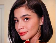 LOOK: Anne Curtis takes helicopter to work to beat Manila traffic Girl Celebrities, Celebs, Anne Curtis Smith, Human Pictures, Filipina Beauty, Fc B, Everyday Makeup, Manila, Hair Goals