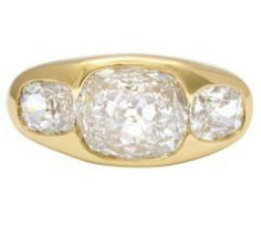 Fred Leighton : diamond gypsy set
