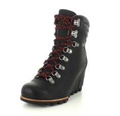 Sorel Women's Conquest Wedge Booties ** Click on the image for additional details.