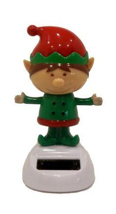 Solar Powered Dancing Christmas Elf Greenbrier,http://www.amazon.com/dp/B00GE2PK4Y/ref=cm_sw_r_pi_dp_8UpYsb1TBR01YTRP