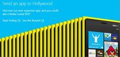 Windows Phone Next App Star, vota hoy la mejor aplicación y gana un Lumia 920