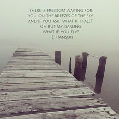 There is freedom waiting for you What If You Fly, Has Gone, Waiting For You, My Dear Friend, My Darling, I Can Not, I Fall, It Hurts, Freedom