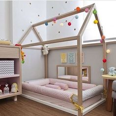 Inspired children's rooms