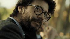2fa5c644e10 Conheça os personagens da série La Casa de Papel da Netflix Professor Álvaro  Morte Lacasa