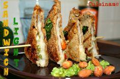 Sándwiches Gourmet. Recetas Sanas y Originales.
