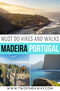 Madeira is filled with stunning hikes and walks for all types of travelers. Check our complete guide to the best hikes and walks in this Portuguese island! Madeira island is a dream destination in Portugal. Complete Travel Guide to Madeira Island in Portugal I Activities in Madeira Island Portugal I What to Do in Madeira Portugal I Hikes and Walks in Madeira I Madeira Itinerary I Travel Guide I Travel Tips for Madeira Portugal #Madeira #Portugal #travelguide #traveltips