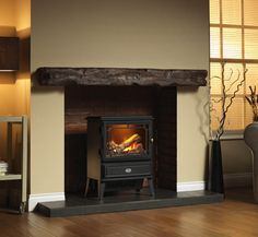 Find Dimplex Gosford Opti-myst Electric Stove at Homebase. Visit your local store for the widest range of lighting & electrical products. Wood Burner Fireplace, Diy Fireplace, Fireplaces, Inglenook Fireplace, Electric Stove Fireplace, Electric Wood Burning Stove, Wood Pellet Stoves, Stove Heater, Chimney Breast