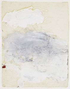 cy twombly, Leda and the Swan (Part III), 1980