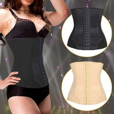 520a1688ab ... girdle sexy Suppliers  Women Waist Trainer Long Torso 7 Steel Boned Slimming  Belt Waist Cincher Workout Tummy Fat Burner Girdles Fajas Fajas Reductoras