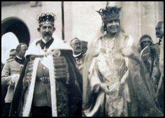 Incoronarea regilor Romanei - Alba Iulia Maud Of Wales, Romanian Royal Family, Knights Templar, Kaiser, King George, Ferdinand, Queen Victoria, Reign, Crowns