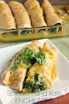 Potato & Kale Enchiladas | Tasty Kitchen: A Happy Recipe Community!
