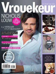 10 Februarie 2017 - Nicholis Louw February 10, Digital, Cover, Photos, Products, Pictures, Gadget