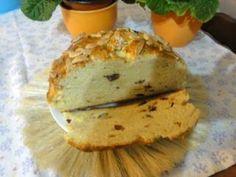 Jak upéct tvarohový mazanec | recept Baked Potato, Muffin, Potatoes, Bread, Cheese, Baking, Breakfast, Ethnic Recipes, Food