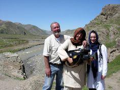 Rockhopper crew in Afghanistan.