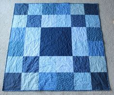 Fast Fat Quarter Quilt | Fat Quarters etc | Pinterest