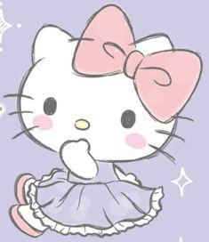 KT ✁ Hello Kitty, Kitty Wallpaper, Cat Stickers, Picts, Creepy Cute, Sanrio, Kawaii, Crafty, Cartoon