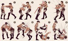 How to dodge a hug X3